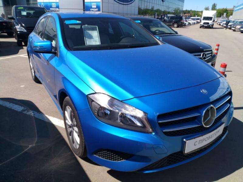 Mercedes-Benz A 180 2015 АТ 1,6 л.