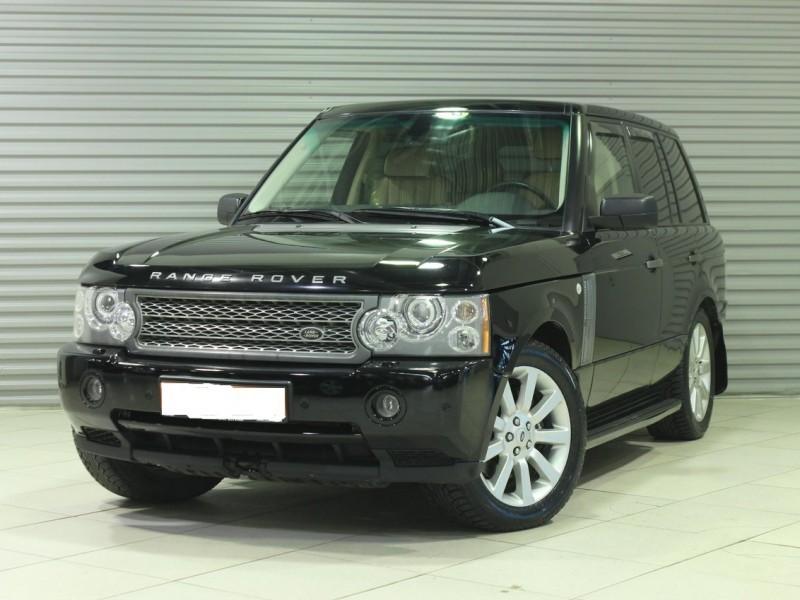 Land Rover Range Rover 2014 АТ 4,2 л.