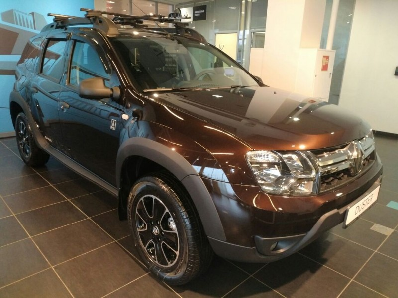 Renault Duster 2017 АТ 1,6 л.