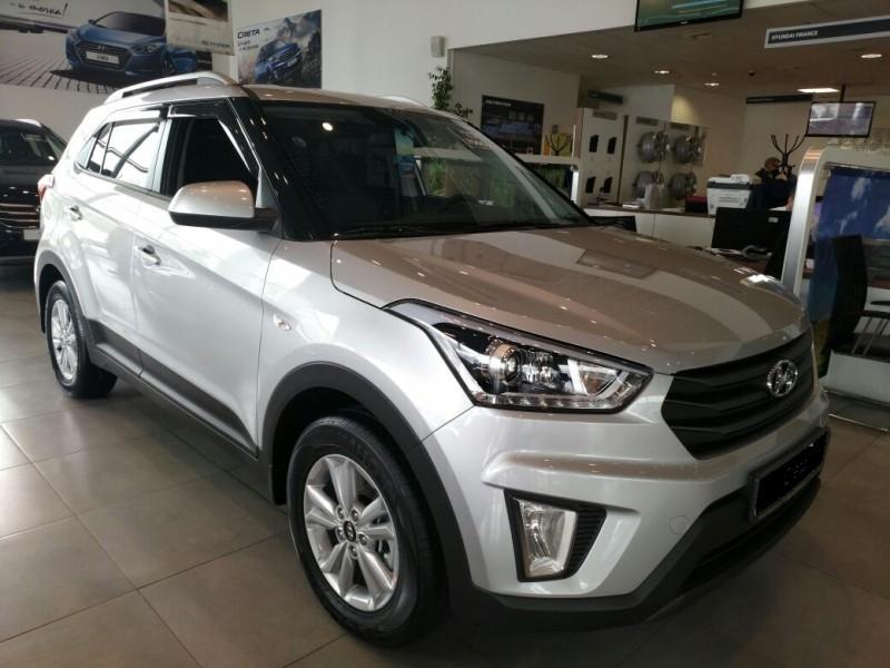Hyundai Creta 2018 АТ 2,0 л.