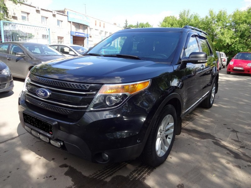 Ford Explorer 2014 АТ 3,5 л.