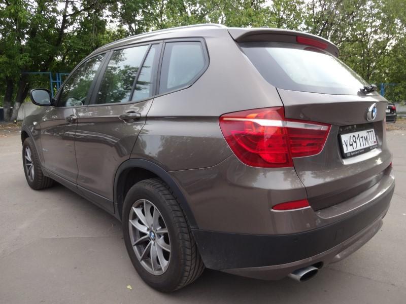 BMW X3 2014 АТ 2,0 л.
