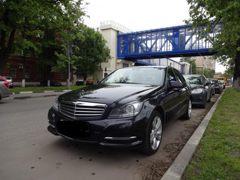 Mercedes C 180 2013 АТ 1,8 л.