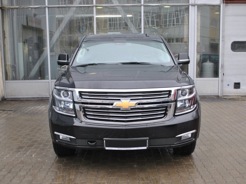 Chevrolet Tahoe 2014 АТ 4,2 л.