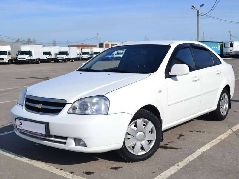Chevrolet Lacetti 2013 АТ 1,6 л.